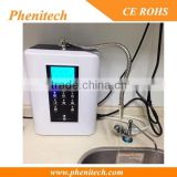 Best selling Water Ionizer with Heating System 7 Plates water purifier High Performance