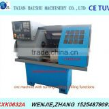 CXK0632A Metal cnc lathe machine to make broom handle                                                                         Quality Choice