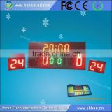 Discount promotional led indoor ad display board p4