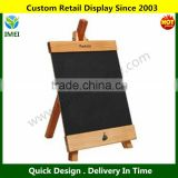 Wood Easel Frame Erasable Chalkboard / Small A-Frame Write On Tabletop Message Board YM1-985