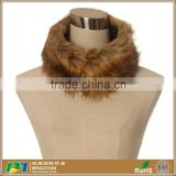 Winter Women Neck Warmer Faux Fox Fur Collar Scarf Wholesale