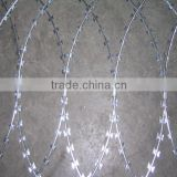 China environmental protection and durable temporary fencing--welded galvanized barbed wire