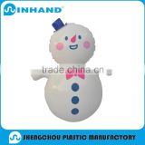pvc inflatable snowman/repeat and dance snowman toy of christmas/inflatable snowman white board marker/cartoon toys