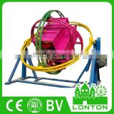 Hot Selling Carnival Human Gyroscope Rides for Sale Popular Outdoor Gyroscope Ride for Sale