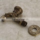 Solid Brass Laundry Sink Bar antique washing machine brass hose bib mixer tap Bathroom Water Tap 0637