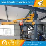 Top Quality Used for Metal Industry Floor Mounted 5T Jib Crane with Derricking Jib on Sale