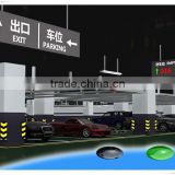 2015 Intelligent ultrasonic sensors parking guidance system for indoor parking lots