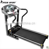 Best Selling 3.0hp Dc Motor With Massager Motorized Home Treadmill/Belly Fitness Equipment