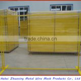 Hot road construction paint (Galvanized) wire mesh / temporary fence / removable fence net