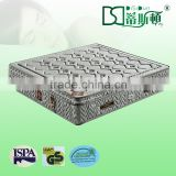 Name brand foam mattress for health sleep with plush knitted fabric