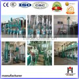 30 ton per day grain milling equipment building industrial flour mill project turnkey complete wheat flour grinding machine
