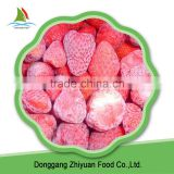 Iqf Frozen Fruit Organic Strawberry