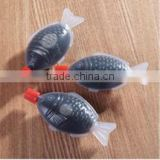 High quality natural fermented fish shape halal dark soy sauce