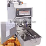 2017 ComputerControl Electric Pressure Chicken Fryer/Chicken Broaster Machine/Chicken Broast Machine