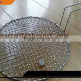 Non-stick oil-free bbq grill mat non-stick baking mesh / baking sheet/mat for oven and bbq