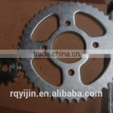 Moto Spare Parts From China Bajaj 150 Pulsar Motorcycle Chain and Sprocket Kits Price