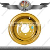 Wheel rim for walking tractor, farm tractor wheel rim for tires