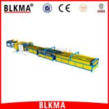 BLKMA automatic HVAC duct production line machine manufacturer with high quality overseas service