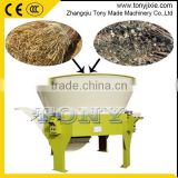 Widely used farm equipment wheat straw chopper/TONY straw chopper machine used in bales and heaps