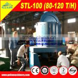 Gold centrifugal separator machine