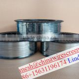 galvanized stitching flat wire/electrical copper wire /wire sewing/flat copper braided wire