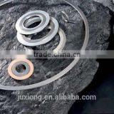 flange attachment point used graphite spiral wound gasket