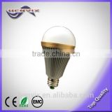 Qualified high power led bulb, e27 led bulb 9w, led bulb 800 lumen