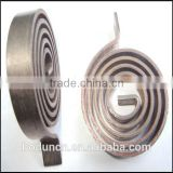 ISO Standard Motor Thermal Switch Bimetal Coils