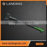 634501 800mm 2000G PP and TPR covering Nylon andTPR handle 45# carbon steel garden hammer