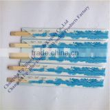Chinese high quality natural disposable twins chopsticks products