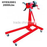 2000Lbs adjustable hydraulic engine stand engine crane
