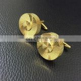 brass gold cufflink, luxury cufflink set, existed mould cufflink