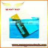 Size-customed PVC Clear File Packet