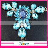 new arrival rhinestone sandal accessory lady slipper accessory