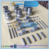 Factory Direct Supply Molybdenum Fasteners, Machined Moly Parts