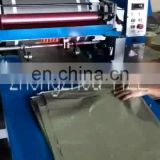 corrugated box flexo paper printing machine bag logo printer