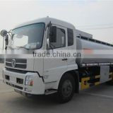 15000liter DongFeng fuel tanker truck dimensions