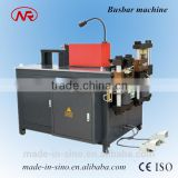 NR803E-3 Hydraulic Copper Busbar Bending Cutting Steel Bar Bending Machine