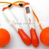Digital Count Jumping Rope with Calorie display with 3 press button