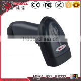 RD-1698 Cheapest laser handheld business ID card barcode Scanner handy bar code reader made in China