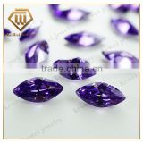 Hot Sale AAAAA Grade Quality Marquise Shape Purple 4*8mm Cubic Zirconia For Christmas Ornament