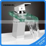 Light Changing Water Power LED Washbasin Faucet                                                                         Quality Choice