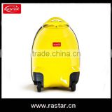 2015 RASTAR RC Walking Hard Case Wheeled Airport Children PC ABS Promotion Rolling suitcase favors