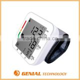 Automatic digital wrist watch blood pressure monitor Testing Equipments with CE approved