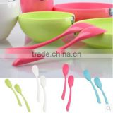 Most popular natural baby spoon BPA free