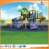 Latestsoft Outdoor playground slide equipment/outdoor playground sets