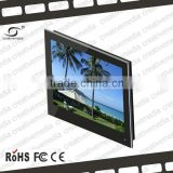 22 inch wifi advertising lcd player display resistive touch screen advertising panels network tv box android digital photo frame
