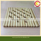 Two-colored Bamboo Heat Insulation Pad