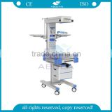 AG-IRW003A CE ISO hospital baby medical Incubators infant warmer
