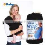 Baby Carrier 100% cotton Wrap Organic Baby Wrap Sling Fashion Mom Sling Front Baby Carrier Wrap